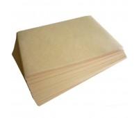 Листы 840х700 мм., крафт бумага пл. 78 гр.